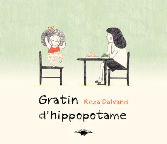 gratin d'hippopotame (Couverture)