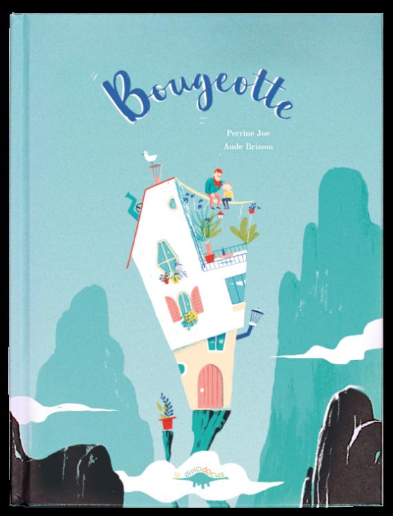 Bougeotte (Couverture)