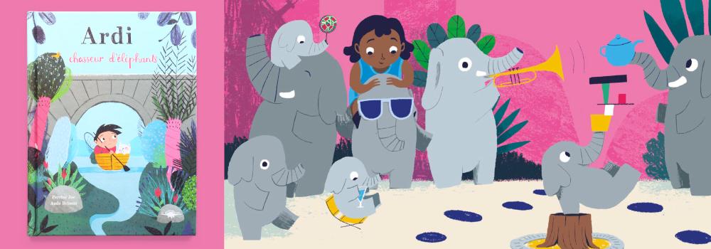Ardi, chasseur d'éléphants