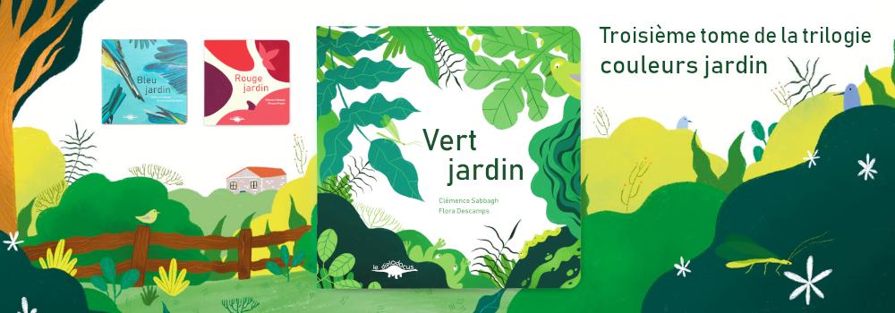Vert jardin