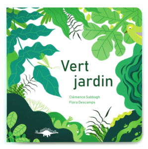 couverture Vert jardin