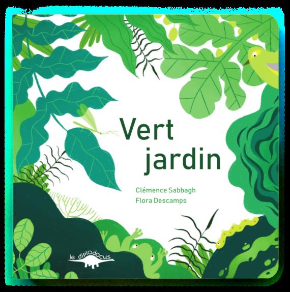 Vert jardin (Couverture)